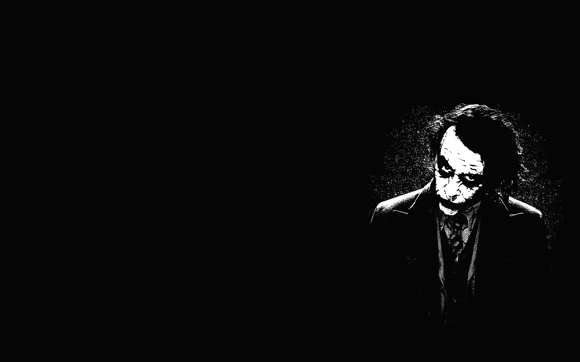 heath ledger joker wallpaper