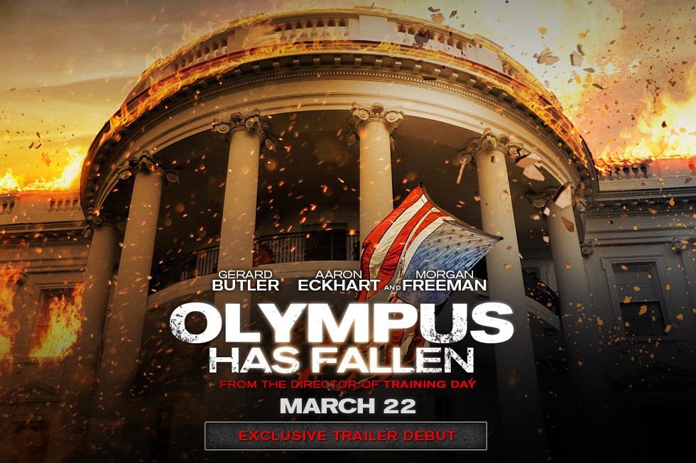 Olympus Has Fallen First Trailer TRAILERICIOUSCOM 980x652