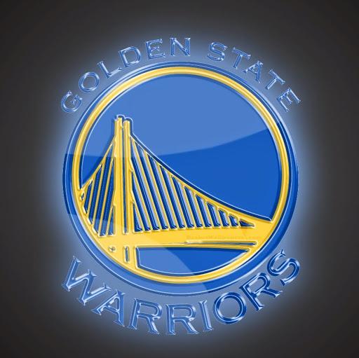 Golden State Warriors 3D Logo Wallpaper 512x511
