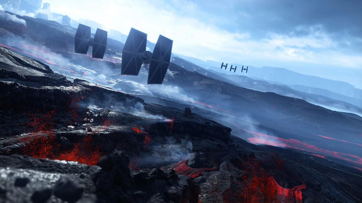 EA Star Wars on Twitter TIE fighters on Sullust get the 1200x675