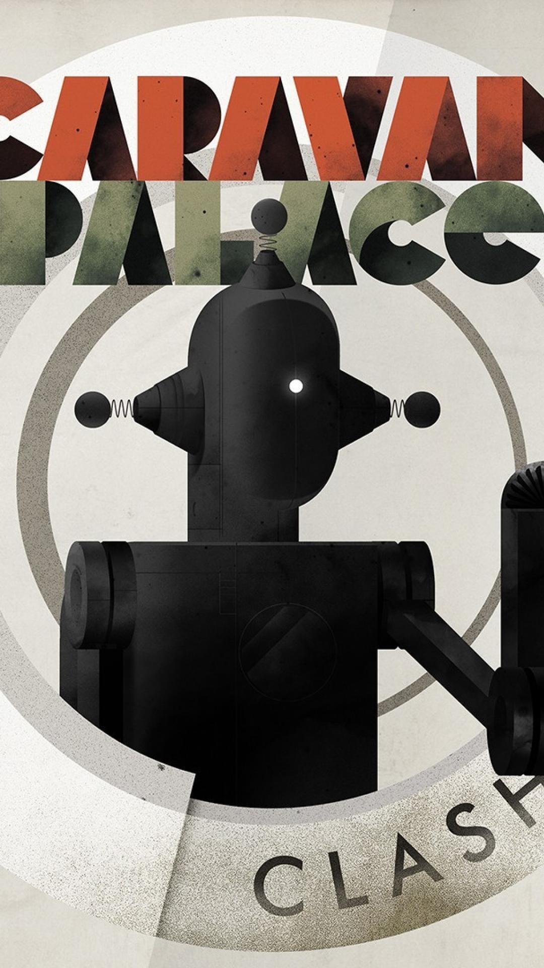 Free Download Music Electro Swing Caravan Palace Clash
