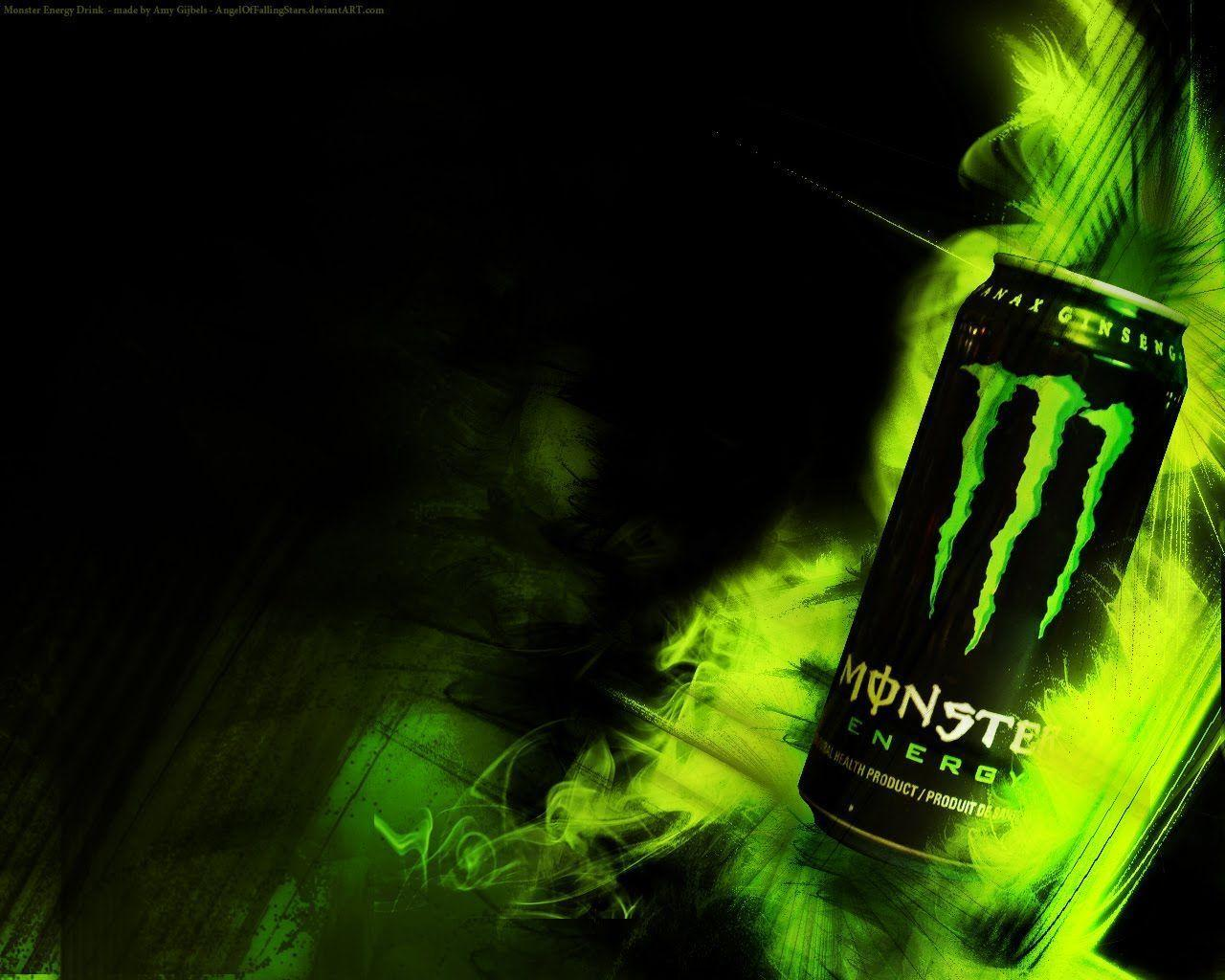 Monster Energy Wallpapers HD 1280x1024