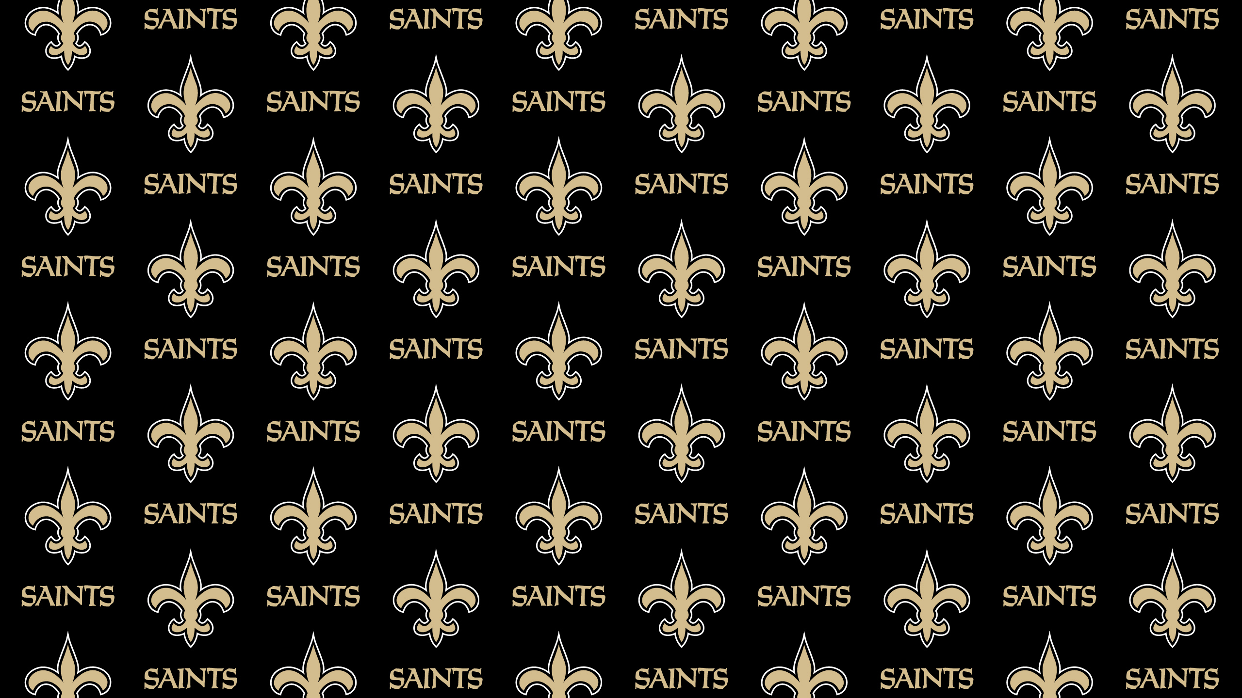 10 video conference backgrounds for Saints fans working remotely 2560x1440