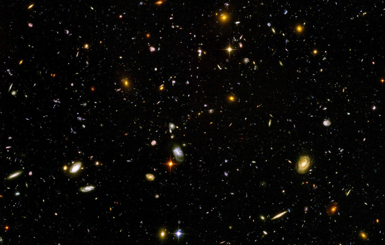 Wallpaper the universe galaxy intergalactic space images for 1332x850