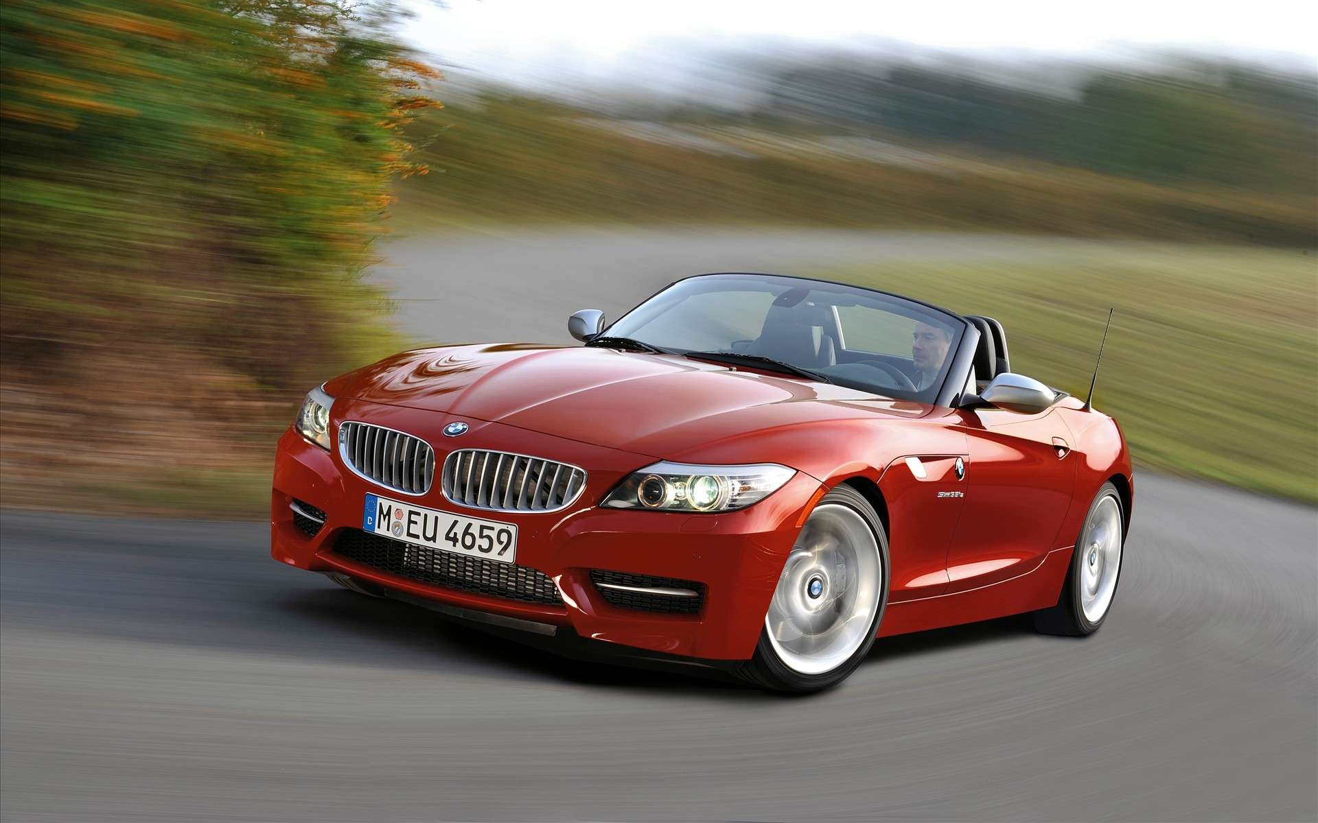 New BMW Z4 2011 Car Wallpapers HD Wallpapers 1920x1200