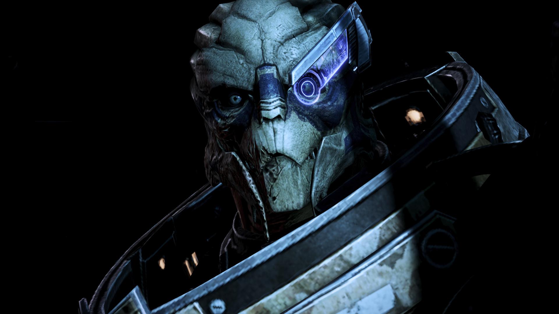 Mass Effect 3 Garrus Wallpaper Hd Garrus vakarian 09 by johntesh 1920x1080