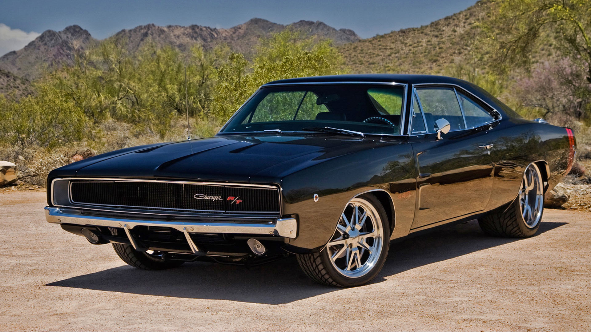 Dodge Muscle Car Wallpaper 16 1920x1080