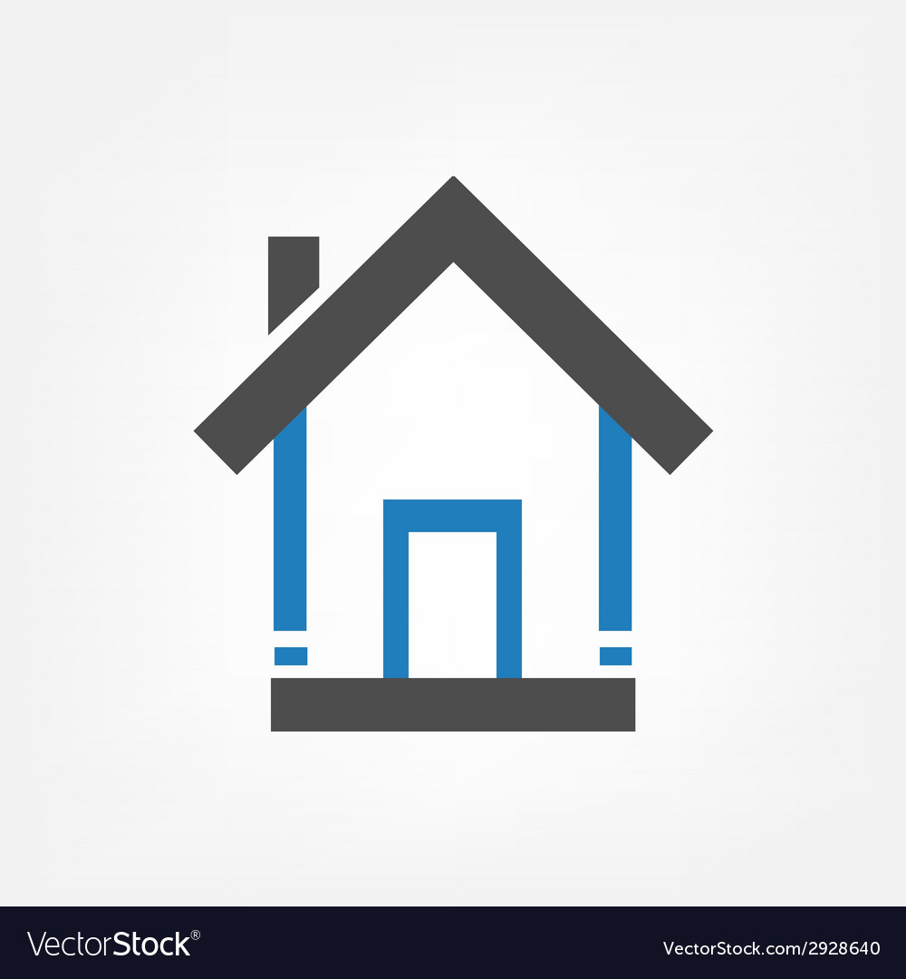 Homes background Royalty Vector Image   VectorStock 1000x1080