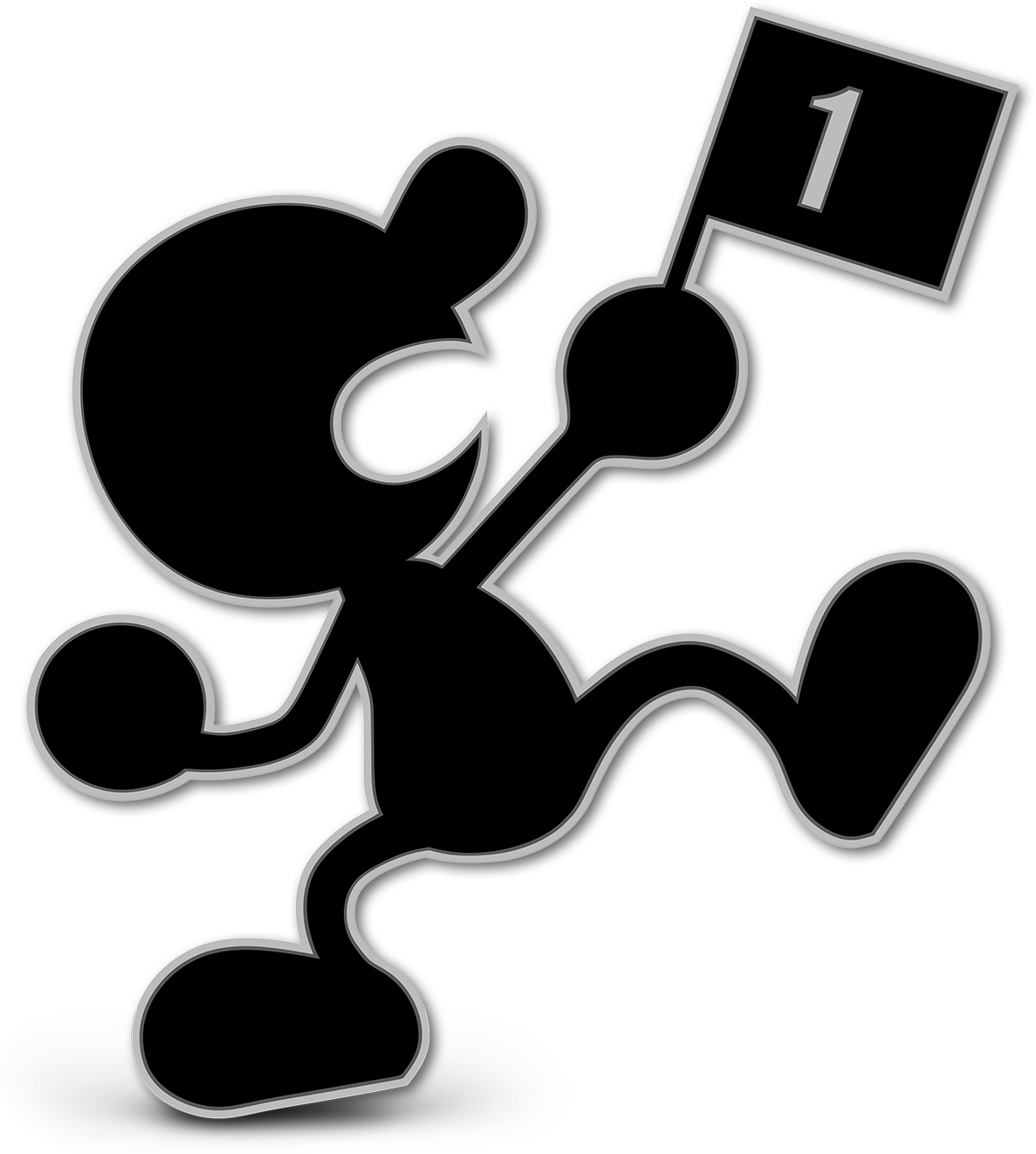 Mr Game and Watch SSBXDNC Super Smash Bros Fanon FANDOM 1187x1322