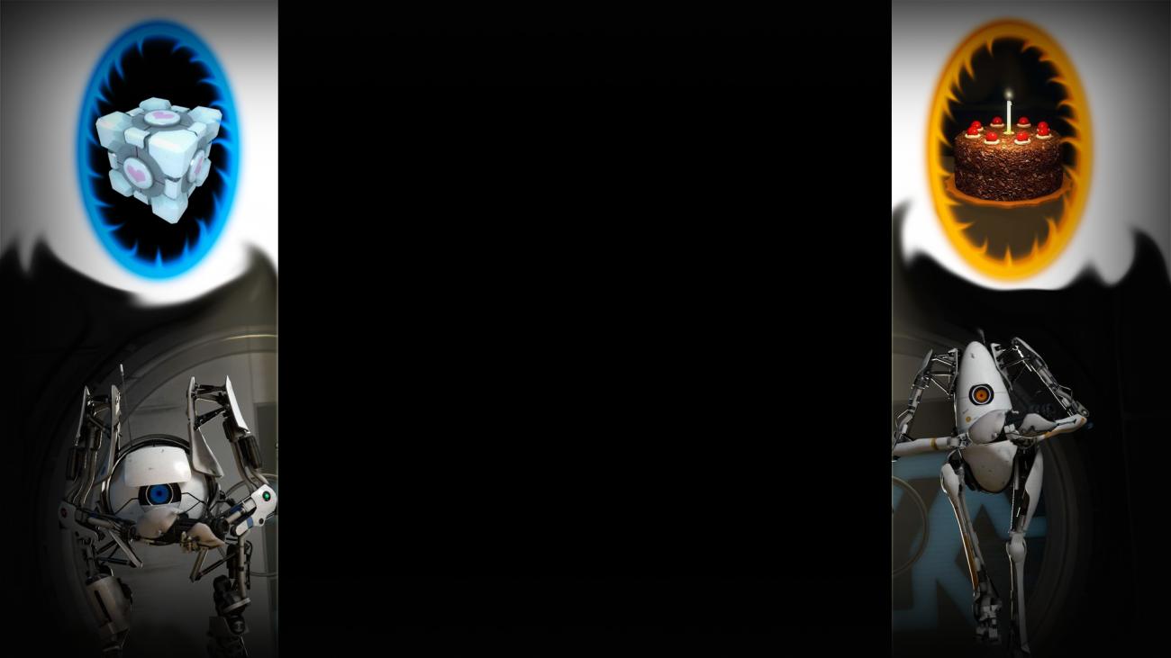 Portal 2 Wallpaper Widescreen photos Portal 2 Wallpaper HD Game Full 1300x731