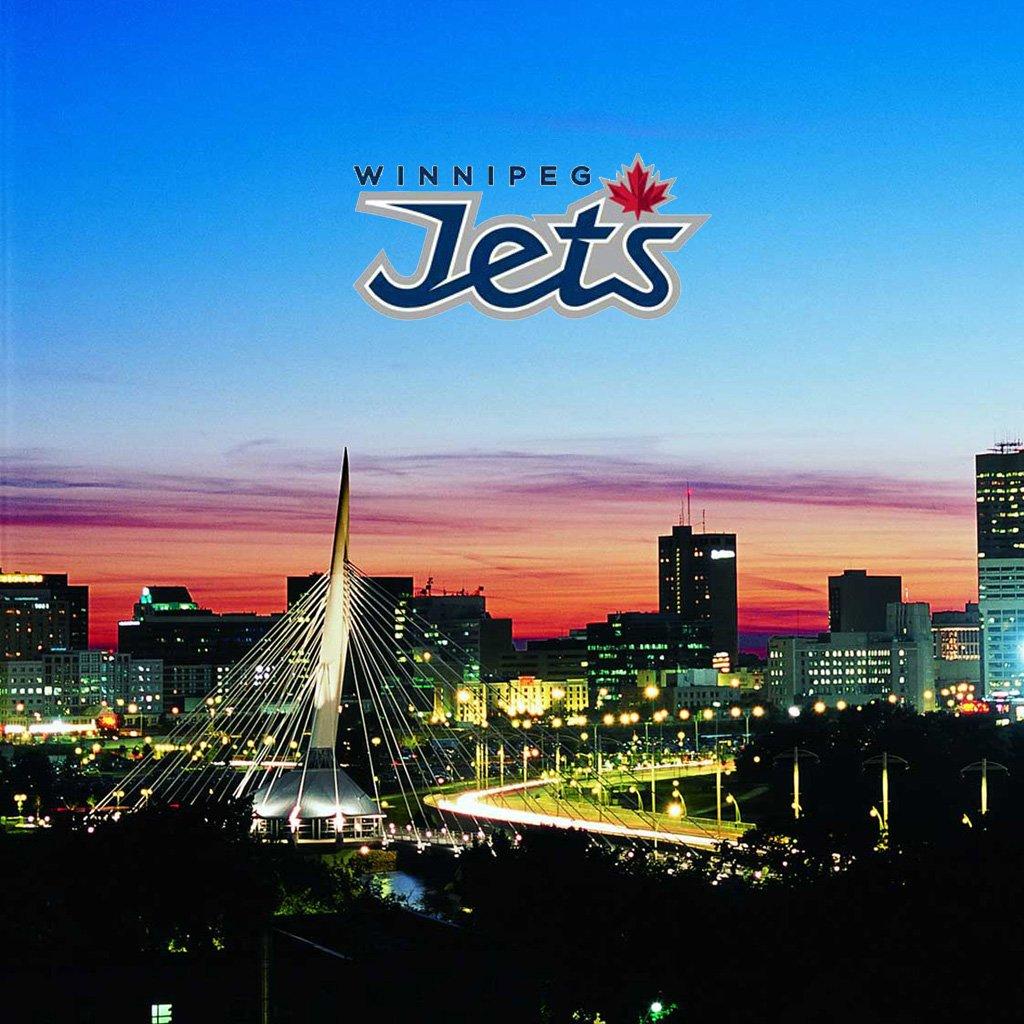 New Winnipeg Jets Logo Wallpapers for Netbooks iPad2 iPhones 1024x1024