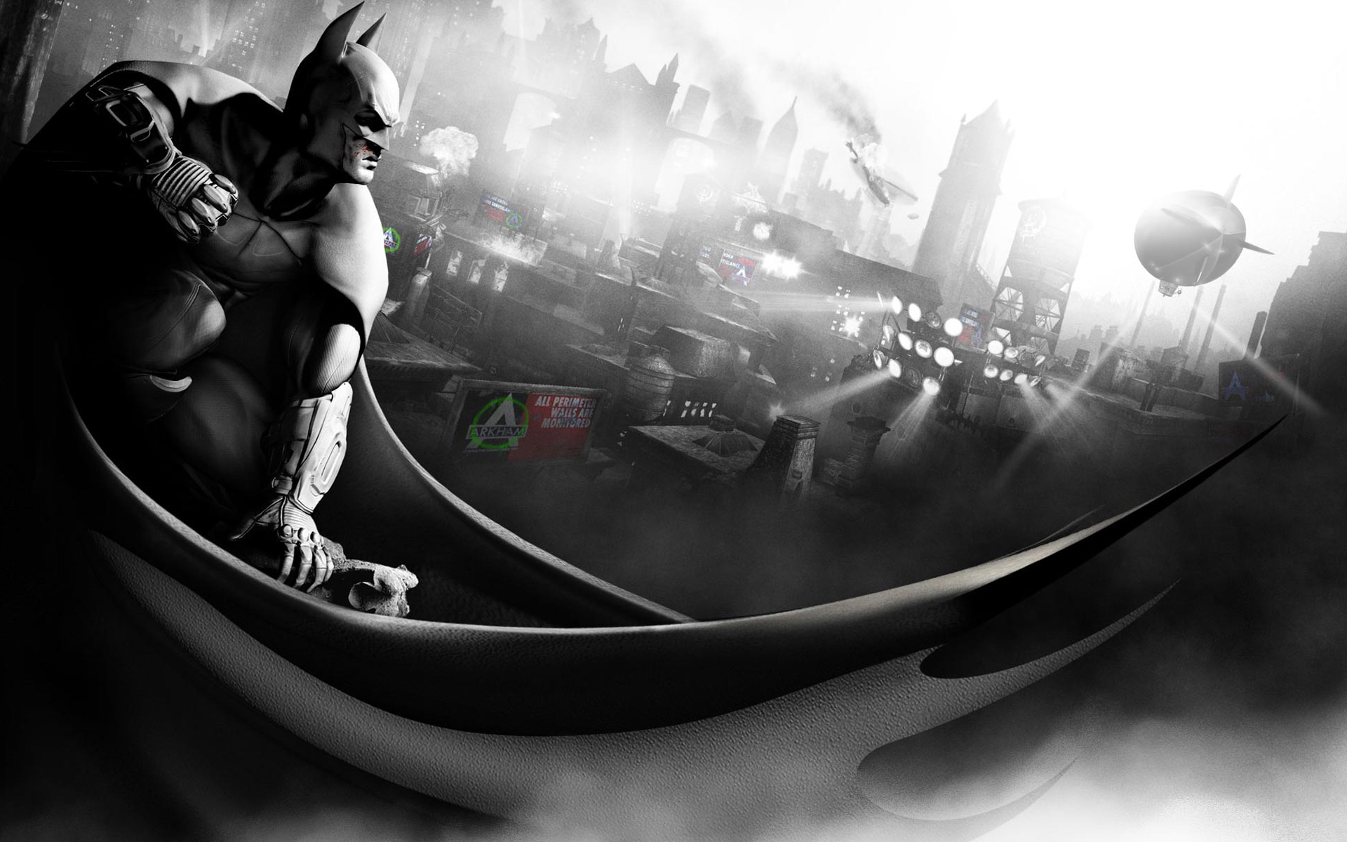 2011 Batman Arkham City Wallpapers HD Wallpapers 1920x1200
