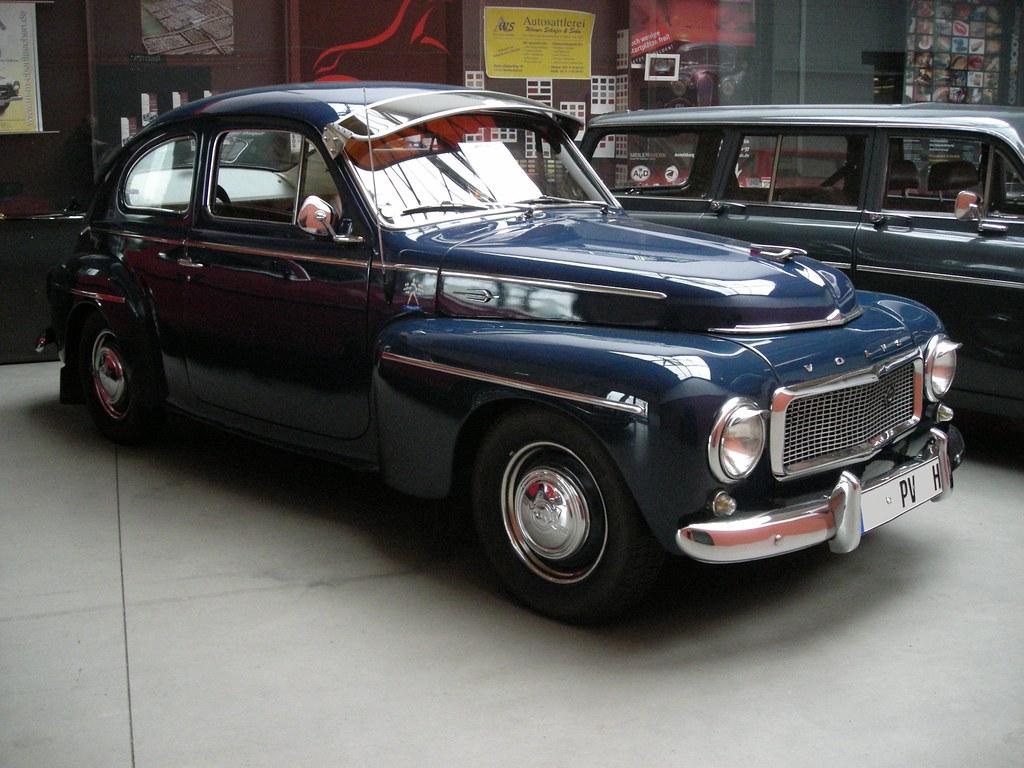 Volvo PV 544 B16A 1960 Transaxle alias Toprope Flickr 1024x768