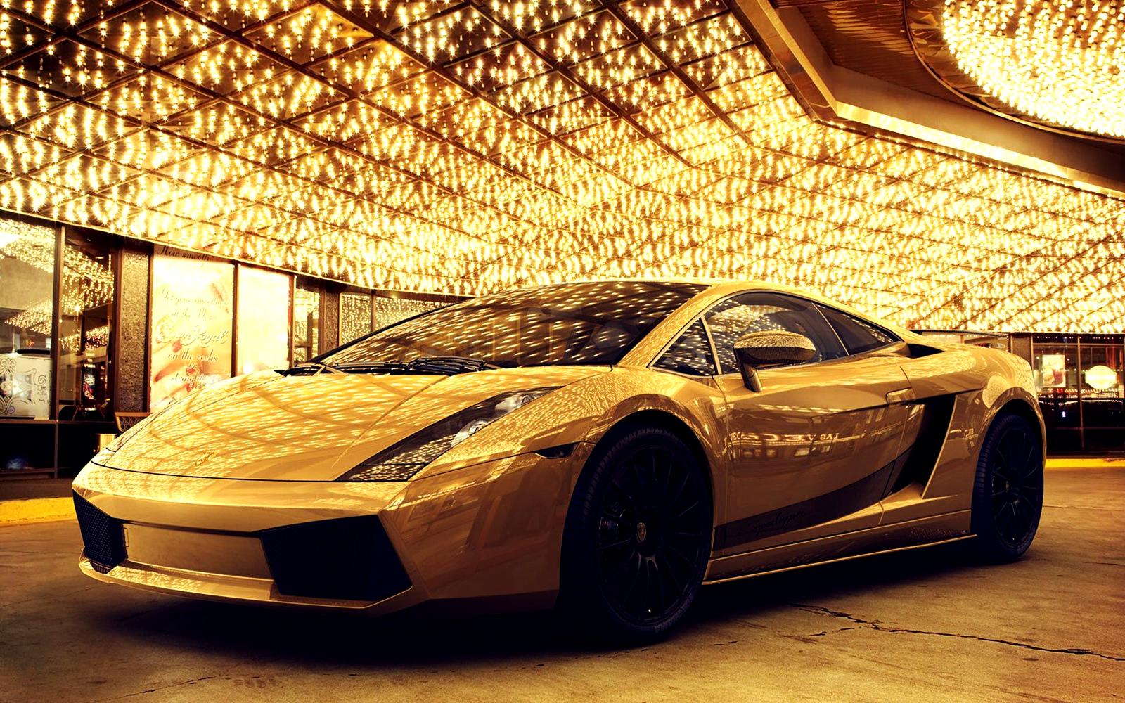 Cool Gold Cars Wallpapers - WallpaperSafari