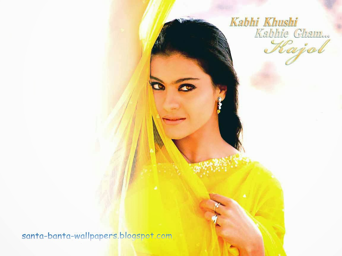 Kajol Hd Wallpapers 2013 2014 New Santa Banta 1152x864