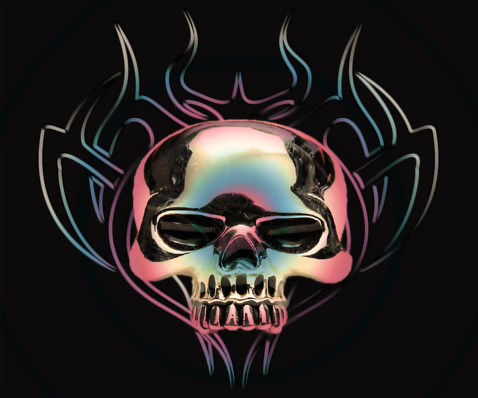 Free Skull Wallpaper And Screensavers
