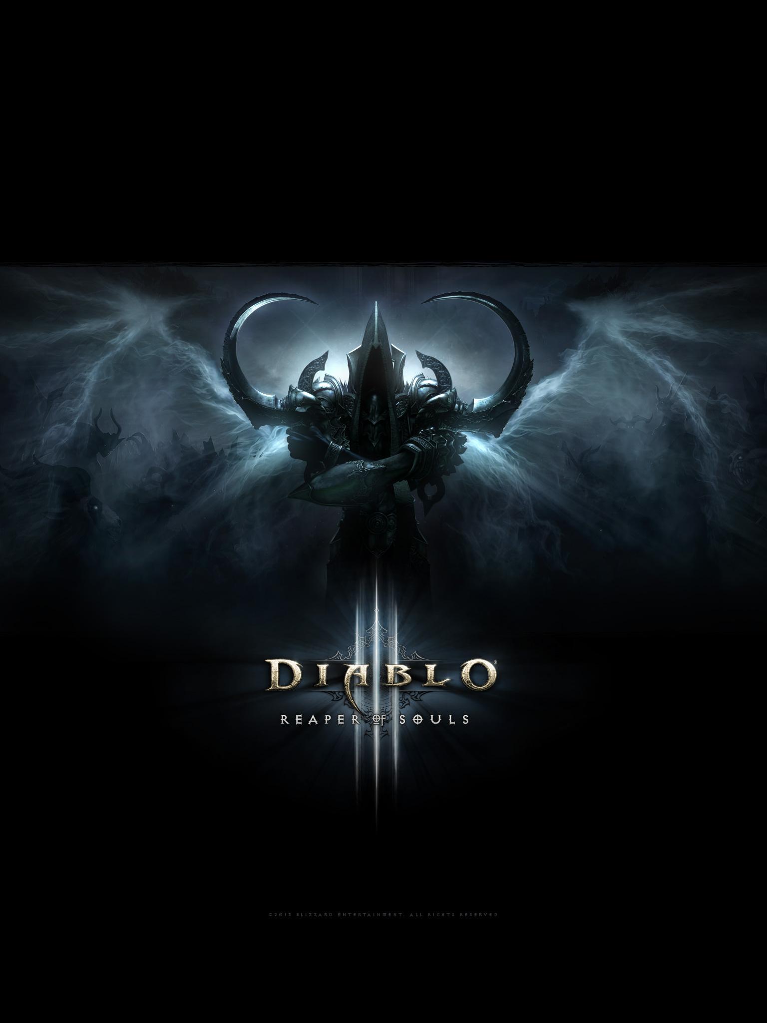 Wallpapers   Media   Diablo III 1536x2048