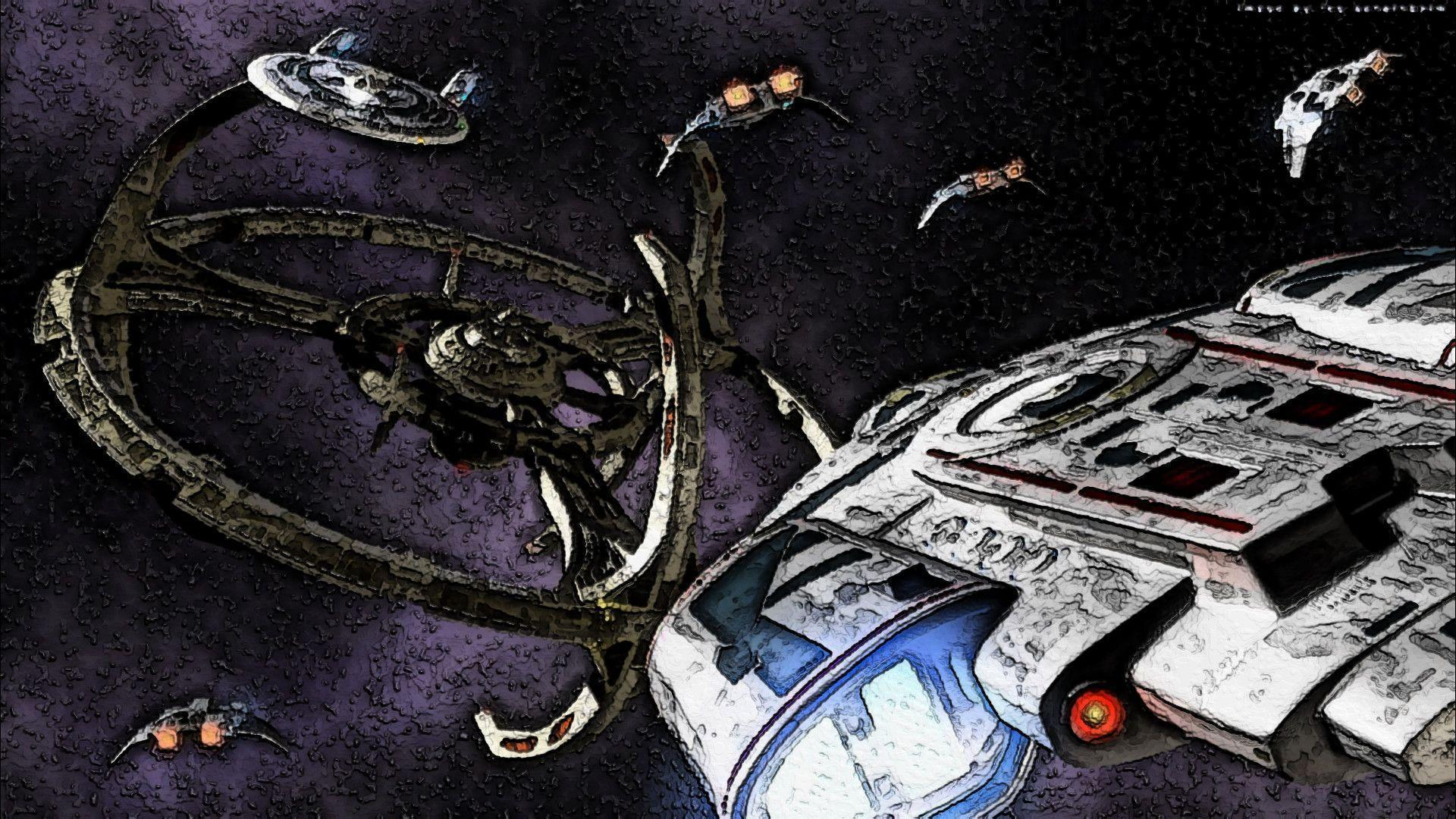 Deep Space Nine Wallpapers 1920x1080