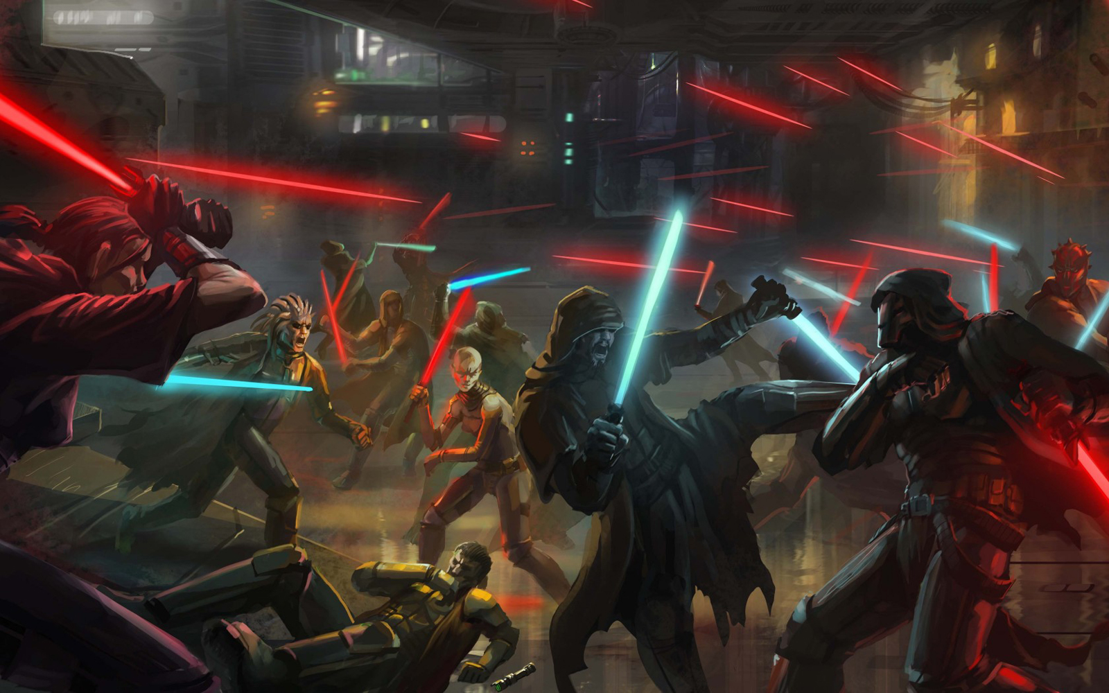 Free Download Star Wars Knights Of The Old Republic Hd Desktop