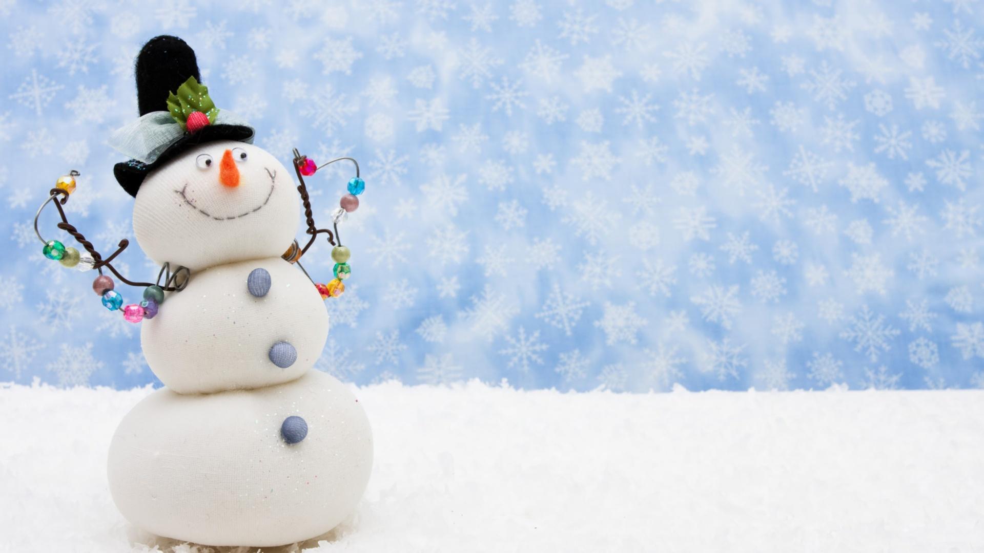 SnowMan Wallpaper 1440x900
