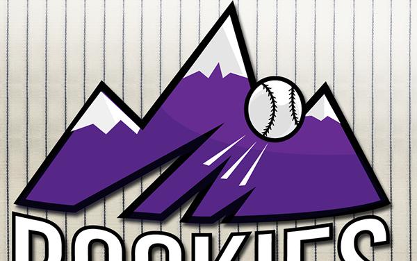 Colorado Rockies Logo ReDesign 2015 on Behance 600x376
