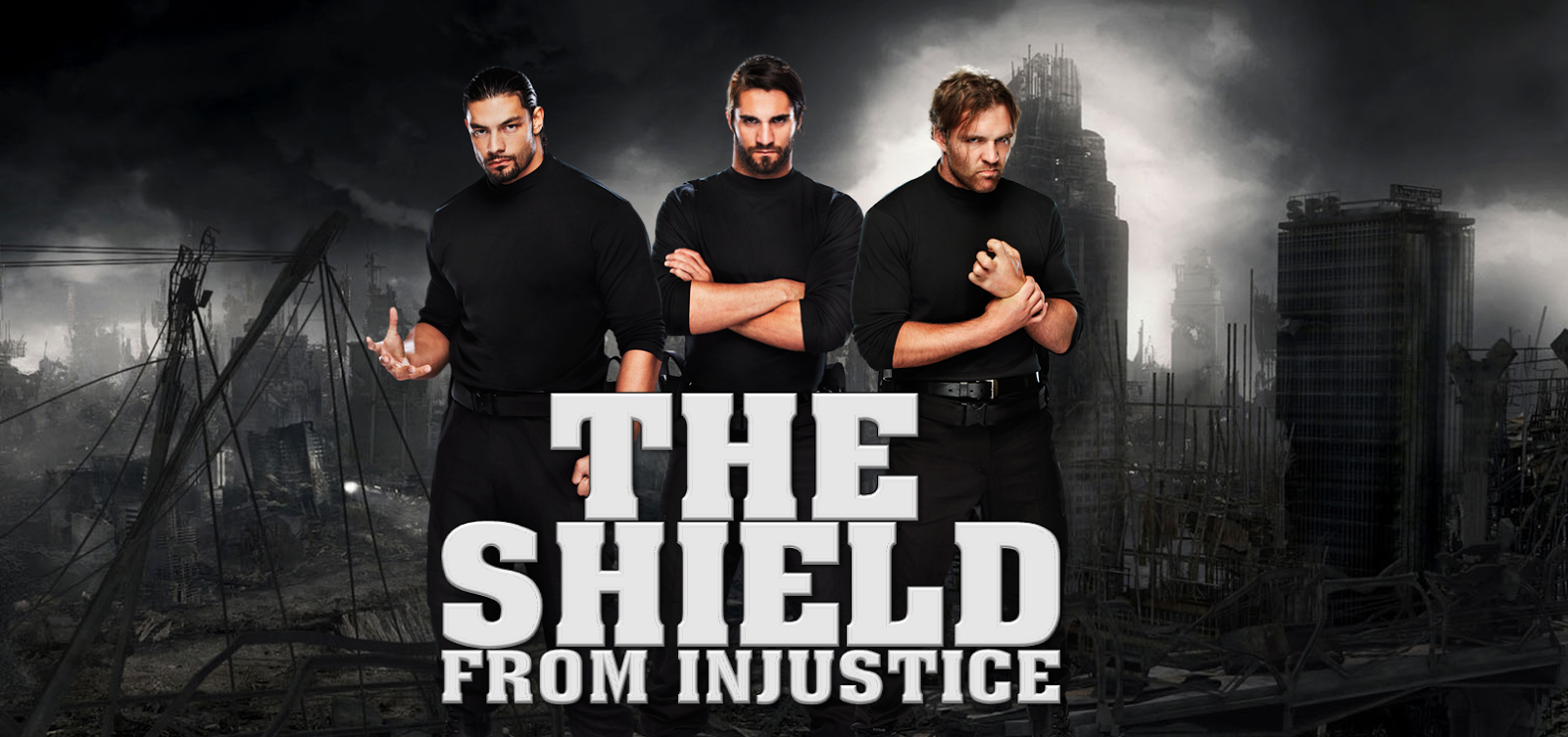 The Shield Hd Wallpapers Download WWE HD WALLPAPER FREE 1600x753