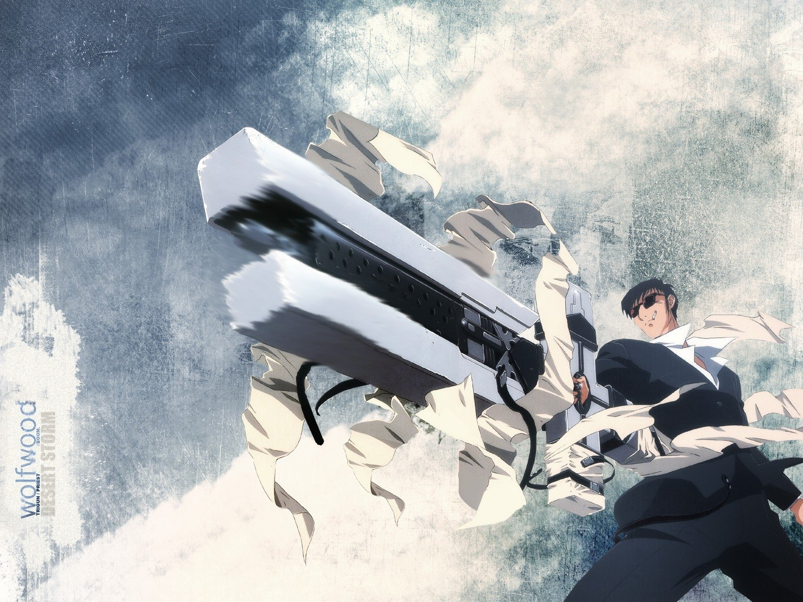 6 Nicholas D Wolfwood HD Wallpapers Background Images 1600x1200