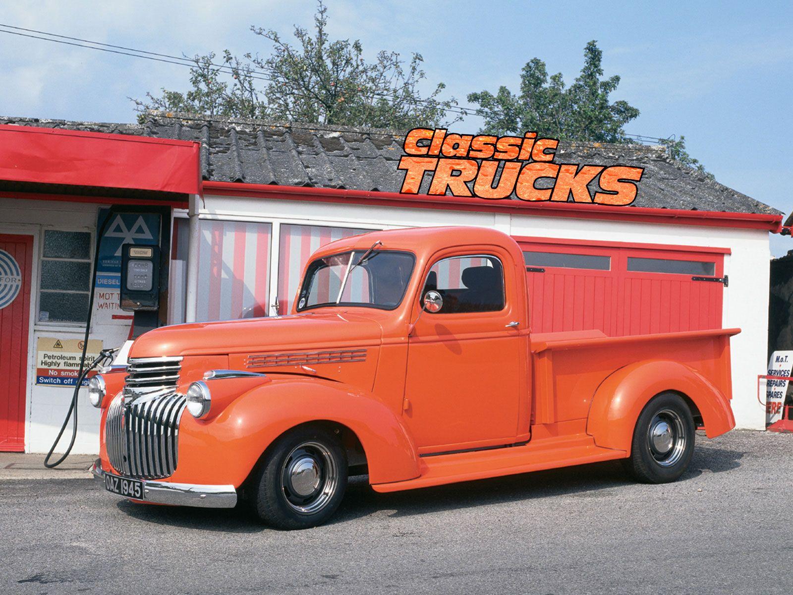 Old Truck Wallpaper httpwwwclassictruckscomfreestuffclassic 1600x1200