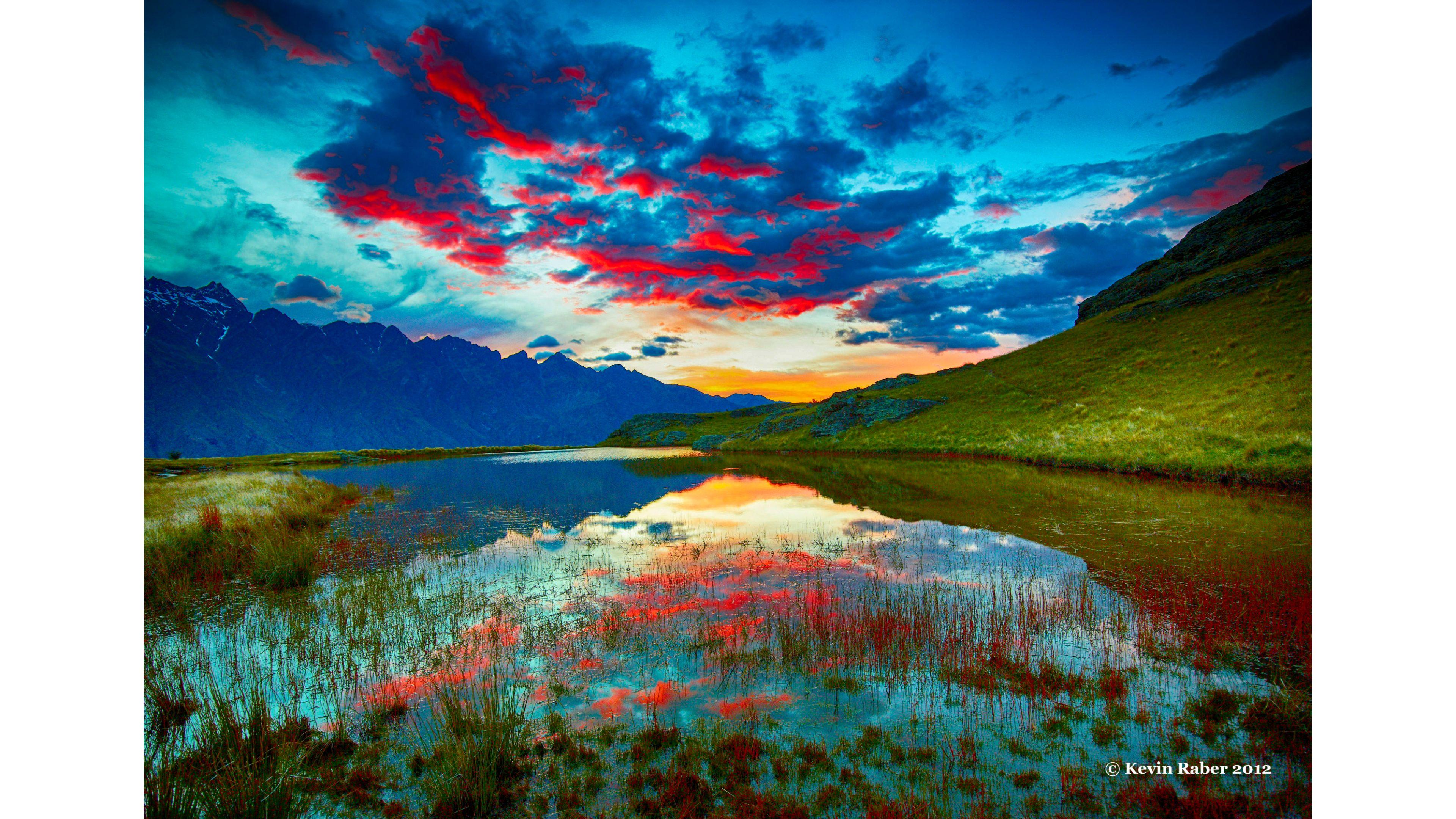 Download Amazing Queenstown New Zealand 4K Wallpaper 4K