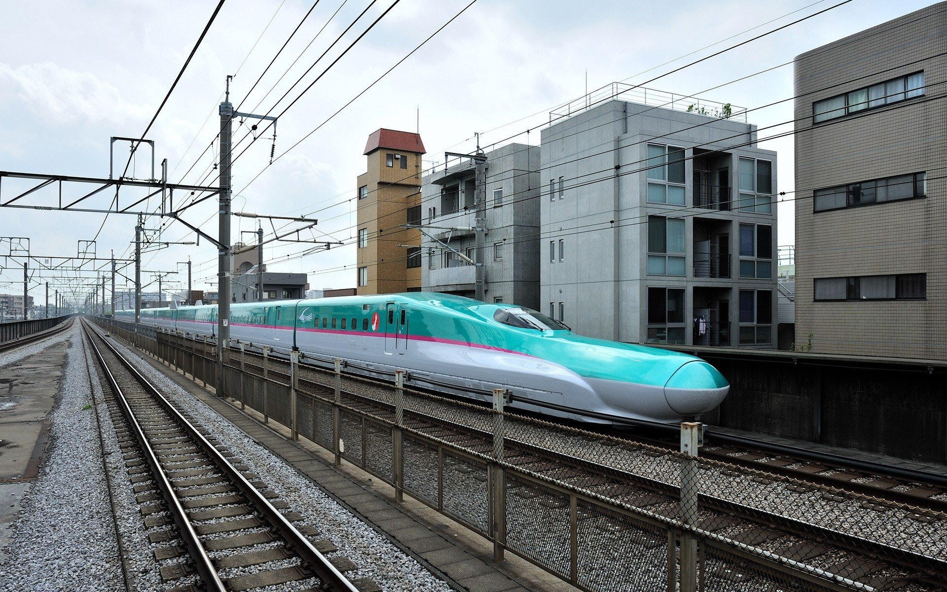 Trains Shinkansen wallpaper 1920x1200 258352 WallpaperUP 1920x1200
