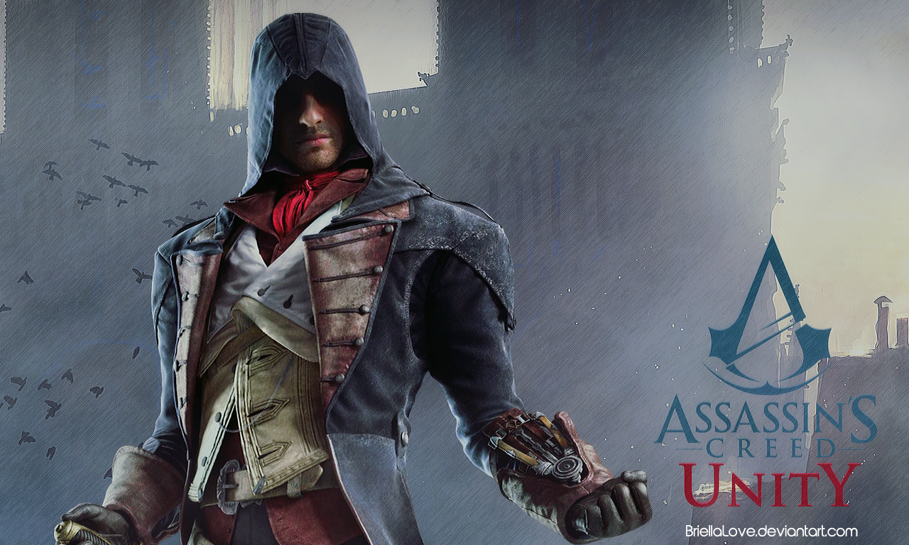 Free Download Assassins Creed Unity Arno Dorian Wallpaper By