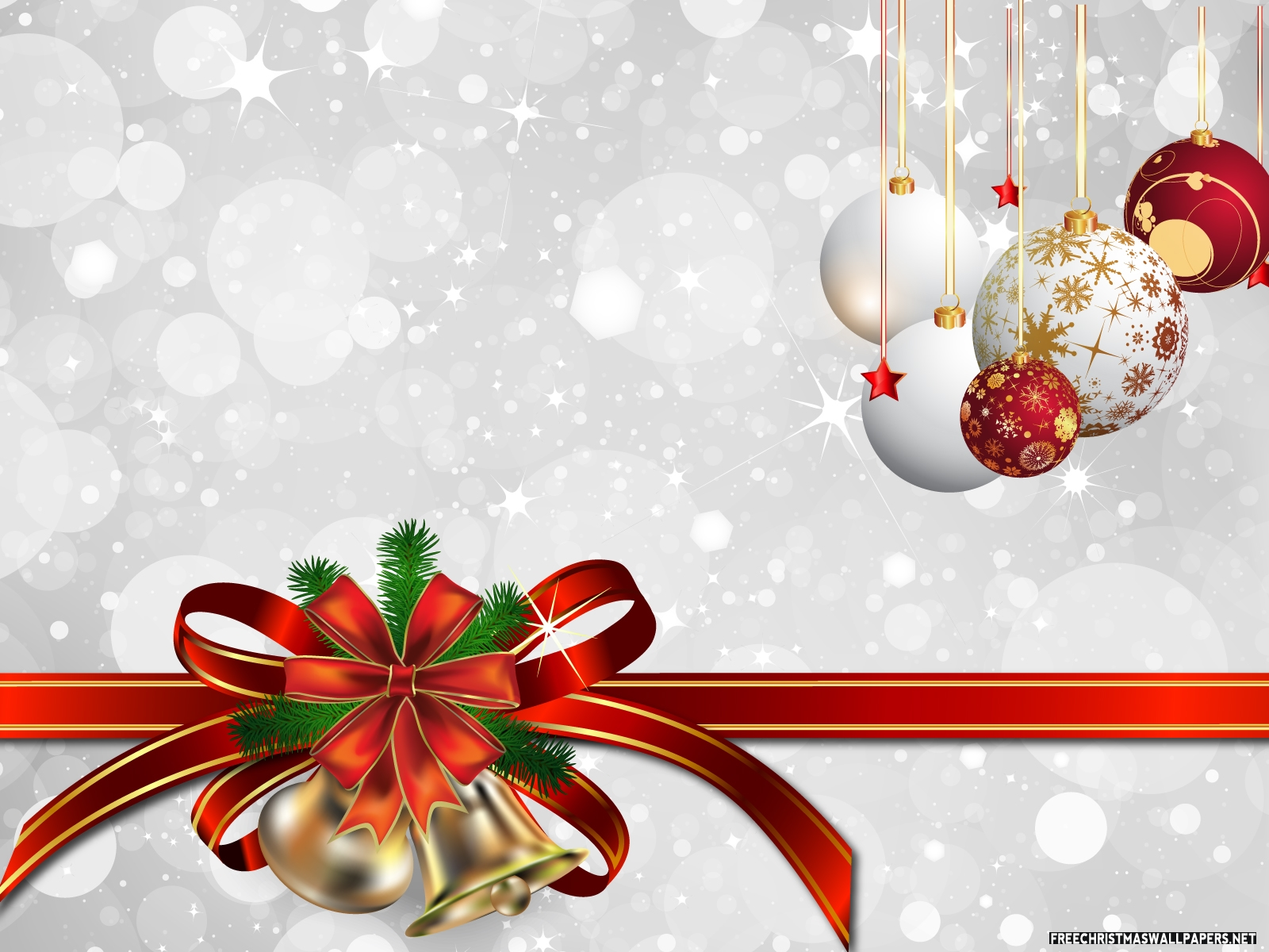 45 New Collection of HD Christmas Wallpapers PSDreview 1600x1200