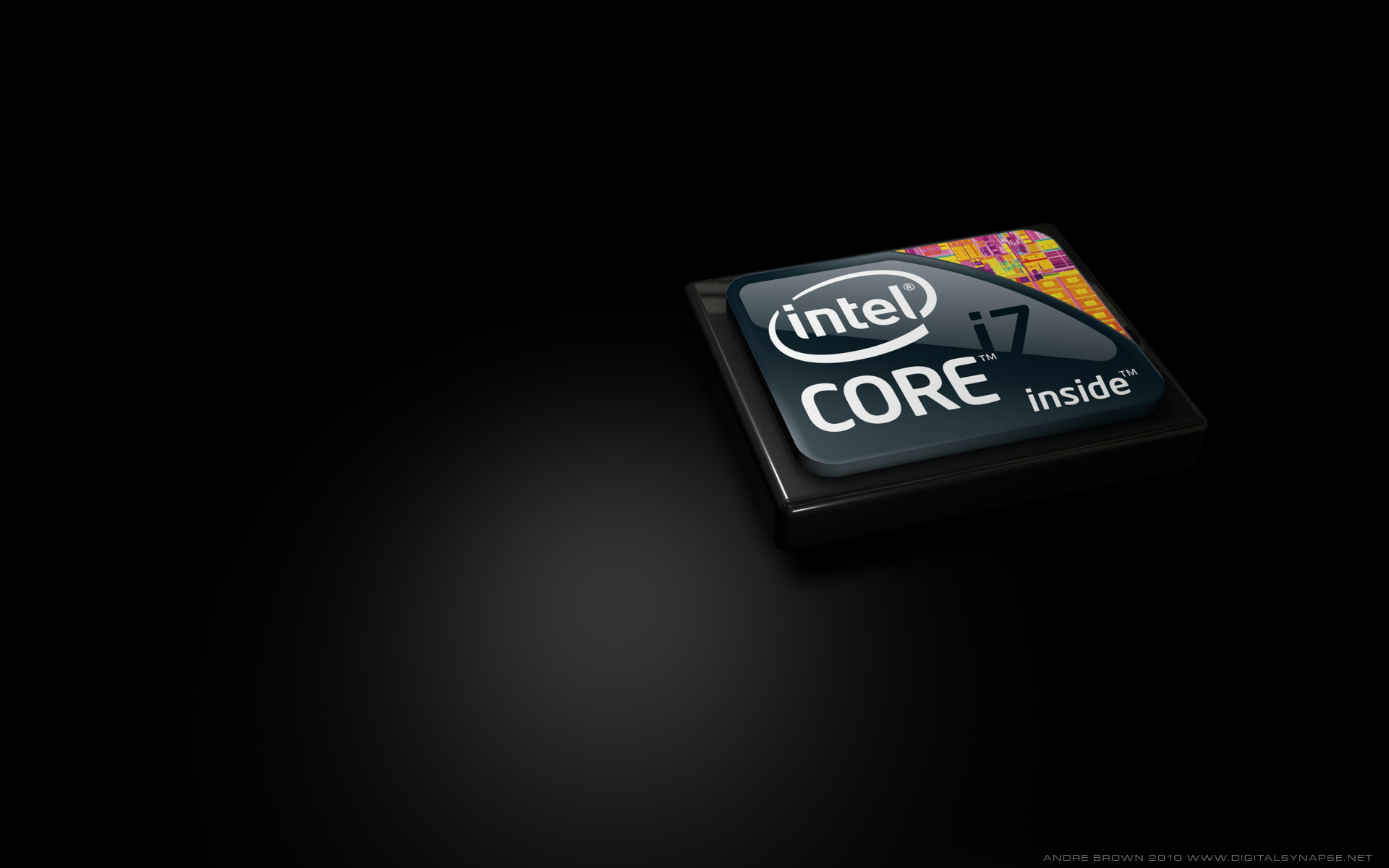 intel logo wallpaper wallpapersafari