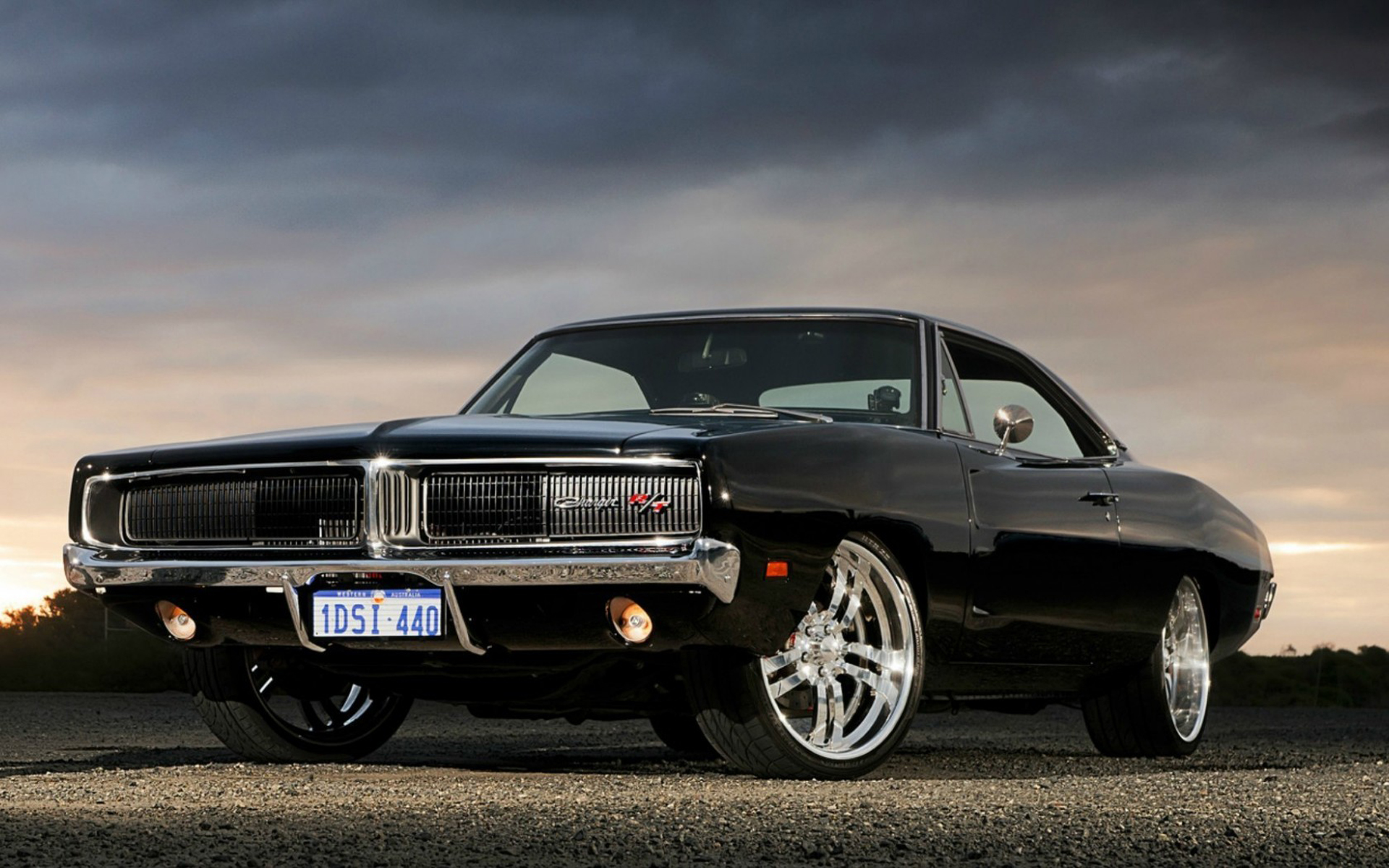 Free Download Dodge Charger Rt Hd Wallpaper Background Image
