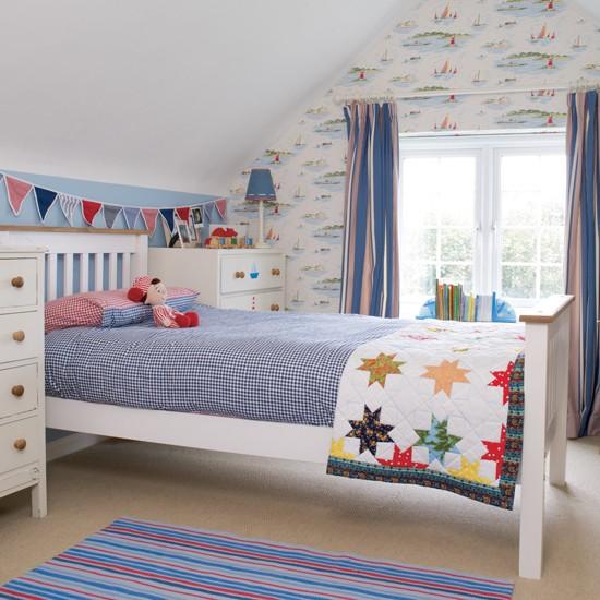 Colourful boys bedroom Bedrooms Bedroom ideas Image 550x550
