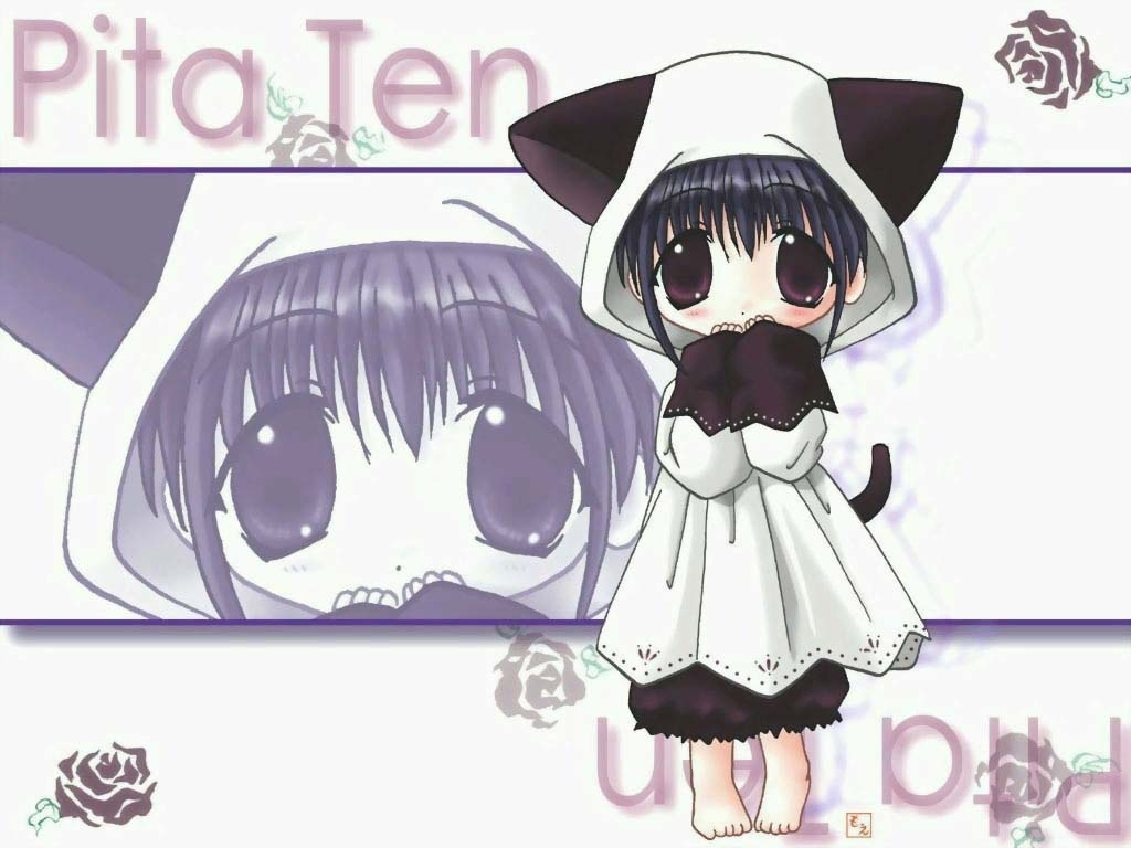 Pics Photos   Chibi Anime Wallpapers 1024x768