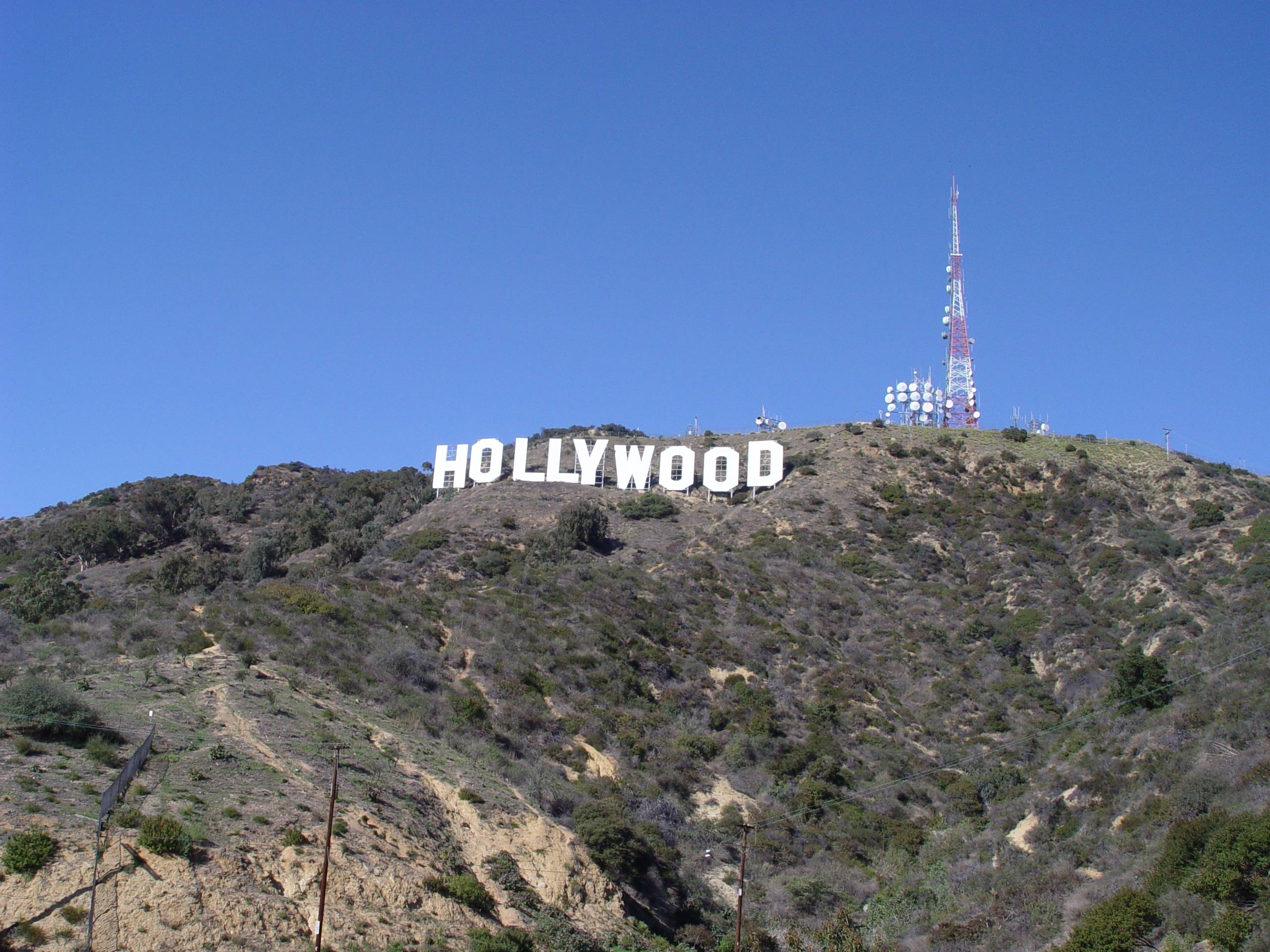 Hollywood Sign Wallpapers 2560x1920