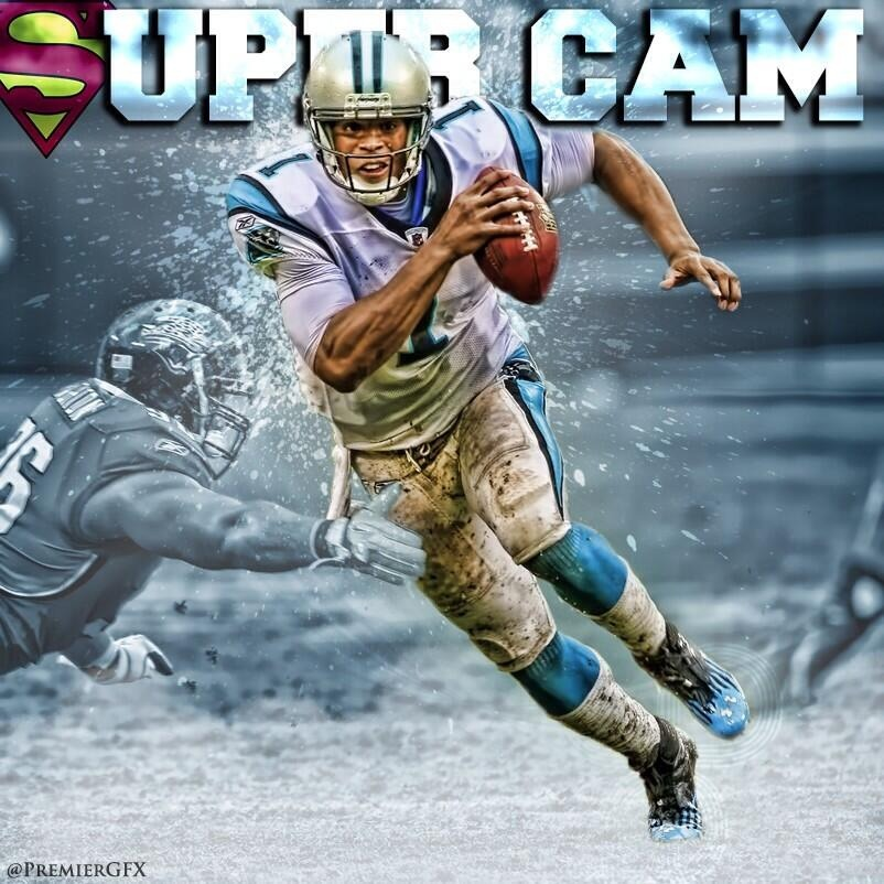 Cam Newton Carolina Panthers Pinterest 802x802