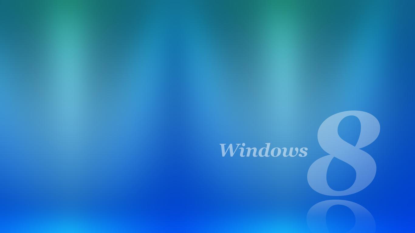 10 Best High Quality Microsoft Windows 8 Wallpaper for all Windows 1366x768