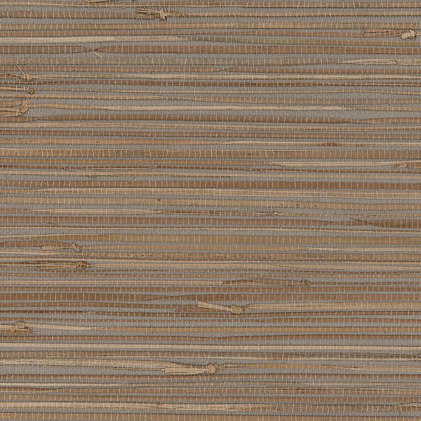 Tan and Gray Natural Grasscloth Wallpaper Bolt transitional wallpaper 600x600