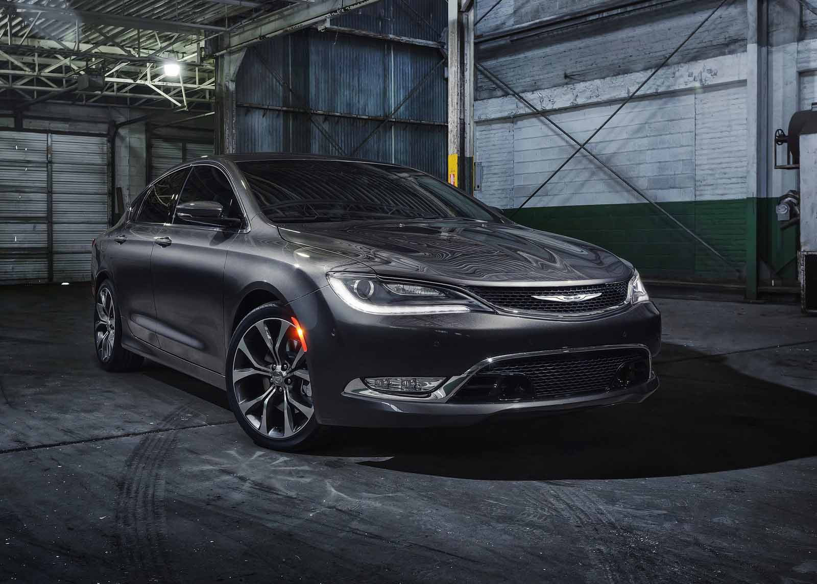 2015 chrysler 200 Wallpaper HD 1600x1144