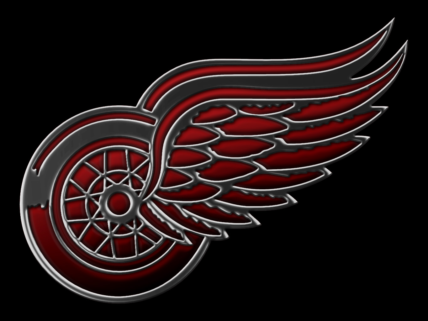 Showing post & media for Detroit red wings symbol | www.symbolsnet.com