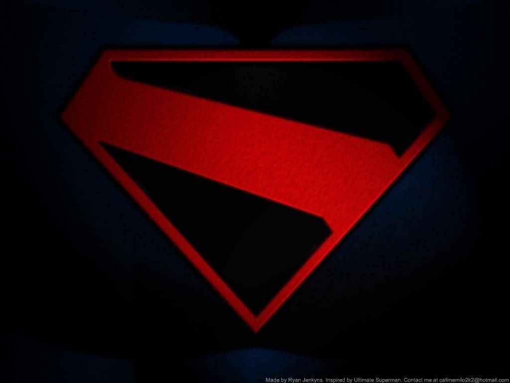 Ultimate Superman Shield Thanks to callmemilo2k2hotmailcom 1024x768