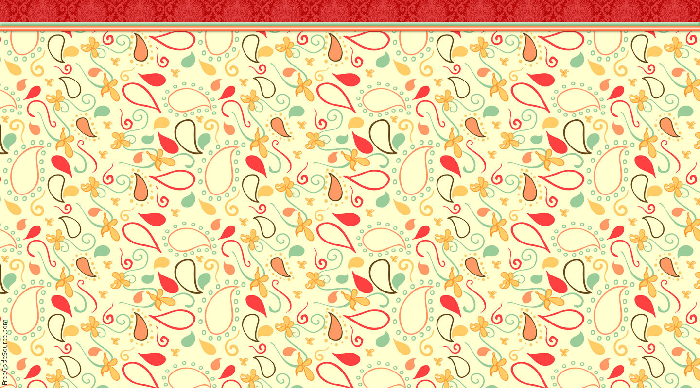 Drops Of Summer Twitter Backgrounds Floral Drops Of Summer Twitter 1440x800