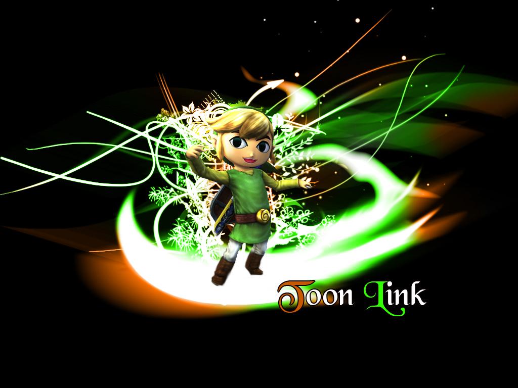Legend Of Zelda Toon Link Wallpaper Toon link wallpaper by 1024x768