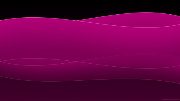 Dark Pink Wallpaper HD by fireflirter 600x338