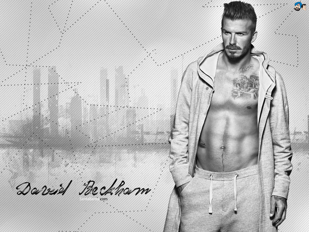 David Beckham Wallpaper 35 1024x768