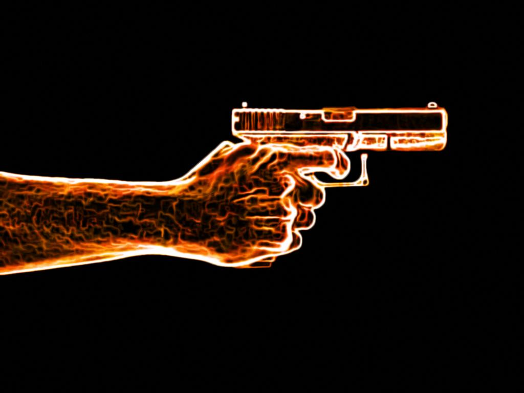 Glock Logo Wallpaper Glock logo wal 1024x768