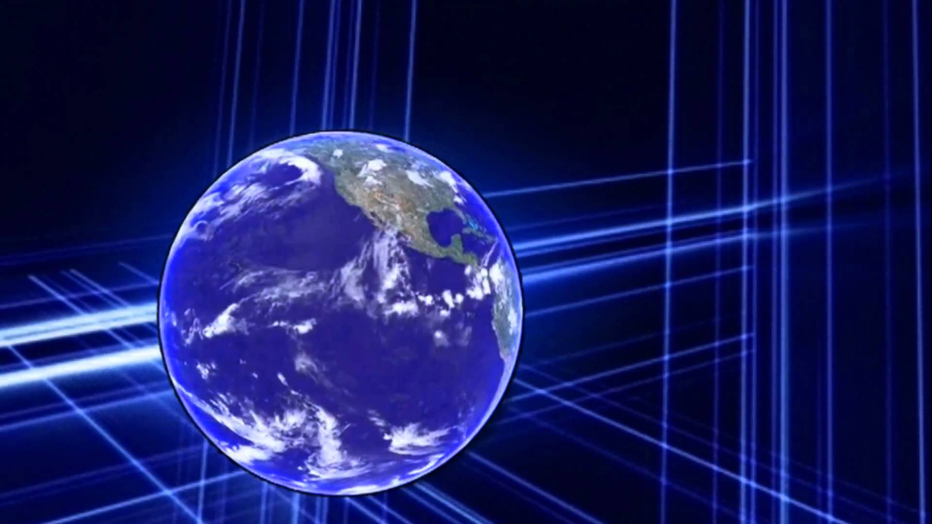 Free Download Spinning Earth Background Video 1080p Hd Stock Video