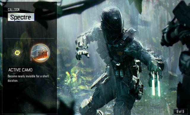 48 Black Ops 3 Spectre Wallpaper On Wallpapersafari